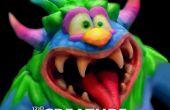 Crear un monstruo de Halloween con criatura 123D