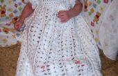 Vestido de bautizo de Eliana
