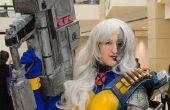 """Cómo hacer un X-force: traje del """"Cable"""""""