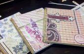 Tapa de cuaderno personalizado