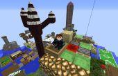 Máquinas voladoras de Minecraft