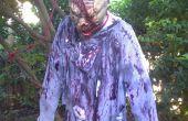 Realista Halloween muertos hombre Prop