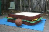 Cómo hacer un Sandwich gigante