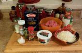 Cómo hacer Ziti al horno