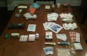 Kit de primeros auxilios leve Trauma medic