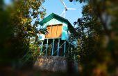 Casa bricolaje Solar + eólica
