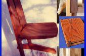 Carpintería: Haciendo proyectos de madera sin utilizar clavos, tornillos o pegamento.
