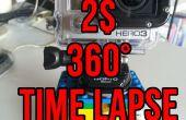 Montaje de lapso de tiempo muy barato [TUT] 360°