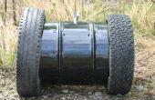 Barril de Compost reciclado fácil