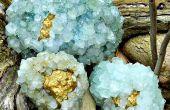 Geodas (revés) oro