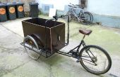 Cómo construir una bicicleta de carga