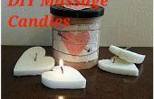 BRICOLAJE velas de masaje