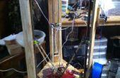 DELTA TWISTER: Una impresora 3D DIY cualquiera puede hacer (para menos entonces 400 dólares)