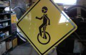 Monociclo Crossing muestra