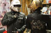 Cascos de Daft Punk y trajes completos sin necesidad de utilizar una forma de vacu