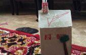 Hacer una casa de cartón