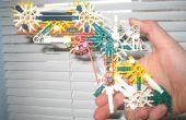 KVG pistola con gatillo de verdad y mecanismos de armado