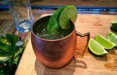 Cómo hacer el cóctel perfecto de verano: la mula de Kentucky