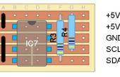 Simple módulo de EEPROM para Arduino u otro microcontrolador