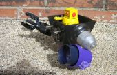 Robot Mech de batalla!