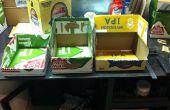 Resistente caja de organizador de cerveza