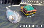 Airmonica - un instrumento musical de aire libre de