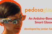 Vidrios inteligentes basados en Arduino por un 13-años - destaca vidrio de Jordan Fung