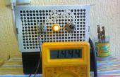 Cargador de 12 voltios / 12 voltios DC power suply