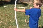 ¿Regalo de arco y flecha de calidad para niños, baratos, robustos y rápidos