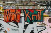 Crochet knit Graffiti (situaciones de vida Real)