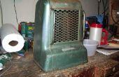 Modernizar un calentador vintage