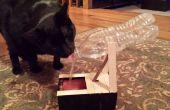 DIY fuente de agua del gato