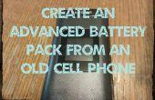 ¿Avanzada batería de teléfono celular