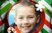 Personalizada adornos de árbol de Navidad de galleta cortador!