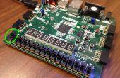 Configuración de Microblaze en la FPGA Nexys4