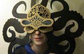 Máscara de pulpo