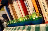Upcycling-pequeño hombre verde renacer de cápsula