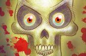 Dibujar un cráneo loco con Sketchbook Pro