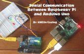 Conectar tu Arduino Uno y frambuesa Pi!