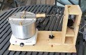 Whirley Pop tostador de café casero