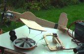 Construir y volar un avión de modelo C/L