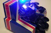 Sir Kitt, presentadora de televisión robótica