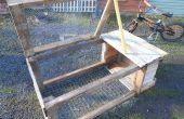 Construcción de un pequeño aparador de conejo