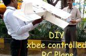 XBEE FLEXIBLE controlados avión