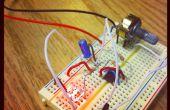 Tutorial de diodo Varicap y Varicap controlado 555 oscilador