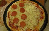 Pizza fresca de dos dólares