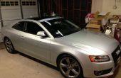 Filtro de aire de reemplazo 2008 Audi A5