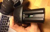 Mod batería grip para la Nikon D50