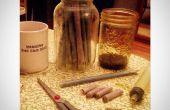 Supositorios de cannabis en 7 pasos