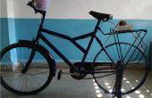 SALUD seguimiento y carga de la batería bicicleta